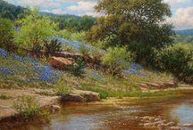 Malarstwo krajobrazy