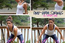 Entrenamiento y fitness / Trucos y consejos de entrenamiento y fitness, imágenes con inspiración para ponerte en forma... Muchas cosas que nos gustan :)