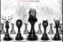 Game Of Thrones / by Janette Valkama