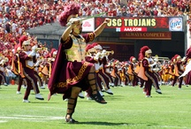 The Spirit of Troy / Our support of USC Athletics.