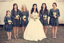 Weddings and such / by Emelie Lesher