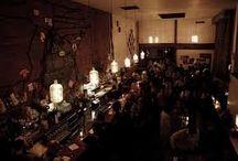 Bar, idées décorations