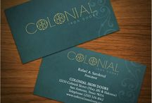 Business Card Design / A few examples of some business cards we have designed