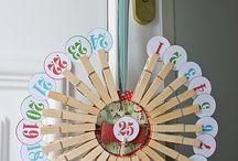Adventní kalendář/advent calendar