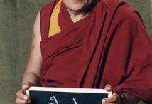 Dalai lama & Amma