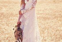 Wedding dress  - vintage & retro
