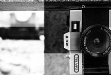 Camera And Photography Logos / It makes sense that creativity breeds creativity. And that is seen no more clearly than in logos for camera and photography brands. Find more inspiration here: http://logo.designcrowd.com/logo-design-gallery/company/photography-logos