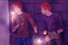 Fred a George Weasleyovi