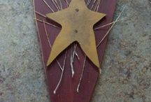 Primitive crafts / by Diane Hill