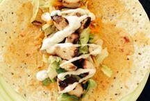 Food - Dinner: tortilla's