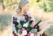 Autumn Inspired Wedding Photoshoot Mood Board