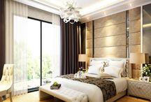 Desain Interior Kamar Tidur / Desain interior kamar tidur, desain minimalis, modern