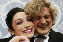 Meryl Davis and Charlie White / by Hannah Shininger