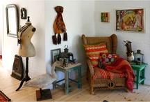 cozy cushions & corners