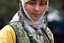 Türkische Frau