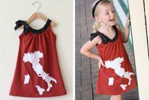 Fashion for kids - DIY