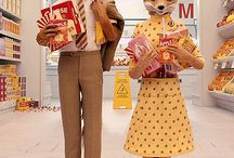 Wes Anderson movies