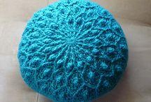 Crochet home furnishings