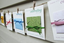 favors & gift ideas / by Lesley Thomas