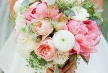 Brudbuketter Vår / Vackra buketter med blommor som finns lättillgängliga på våren