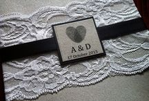 Wedding Invitations / Inspiration, designs and ideas all related to wedding invitations