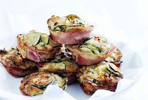 Recipes - Slices & Quiche
