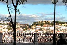 Lisboa   Sintra   Óbidos   Cascais / by Maria Miguel Manão