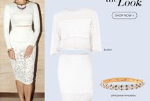 Celebrity Style / Love what your favourite celebrities are wearing? You can wear it too!