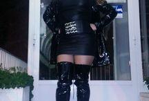 Mis fotos con pantys y botas altas. Aramis / mis mejores Fotos caseras