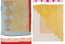 Gee's Bend Quilts / Examples of the inspiring Gee's Bend Quilts / by Ingrid Duffy