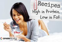 High protein low fat recipes