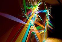 cristal de color