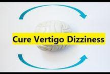 Cure Vertigo Dizziness / Natural Vertigo Dizziness Treatment
