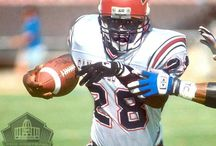 Aztec Icons - Marshall Faulk