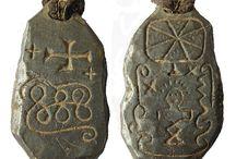 Talismans / Jewellery that evokes power & strength