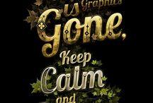 Ideas - Typography