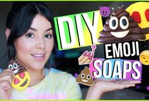 DIY ✂✂ / Emoji soap