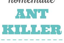 Ant and Weed Killer