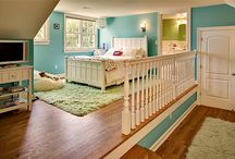 P bedroom / by Carrie Lamm-Geary
