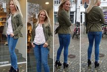 Outfit of the day - by Street One Herning