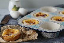 Blätterteig& Pudding
