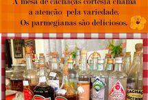 Restaurante Italiano em Quiririm -Taubaté / Restaurante Casa da Elisa-Quiririm