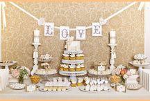 Dessert Tables & Favours