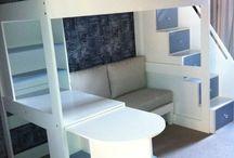 Danae's room
