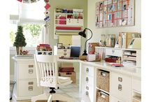 Ultimate Craft Room Ideas / Inspirations for your ultimate craft room! Or should I say, heaven!?