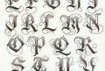caligrafias