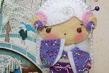 Japanesse dolls