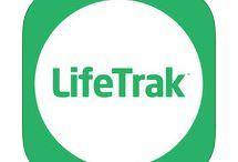 LifeTrak App / LifeTrak app, which syncs up with its LifeTrak activity monitor. The app tracks and provides graphs on data such as sleep time & efficiency, heart rate & calorie burning, along with activity time, making it possible to get the discrete data to manage one's health. The free app is available now, and compatible with the Move C300 and Zone C410 activity trackers.