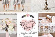 50 Shades of Gray Weddings