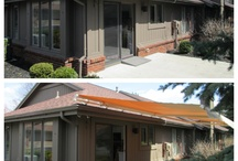 Sunsetter Awnings / Sunsetter Awnings are the perfect way to combat those bright rays of sunshine!